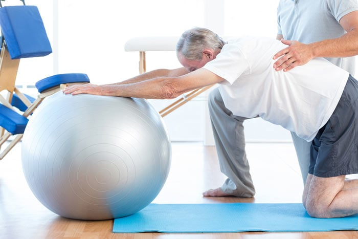 Geriatric Physiotherapy - Healing Hands Physiotherapy