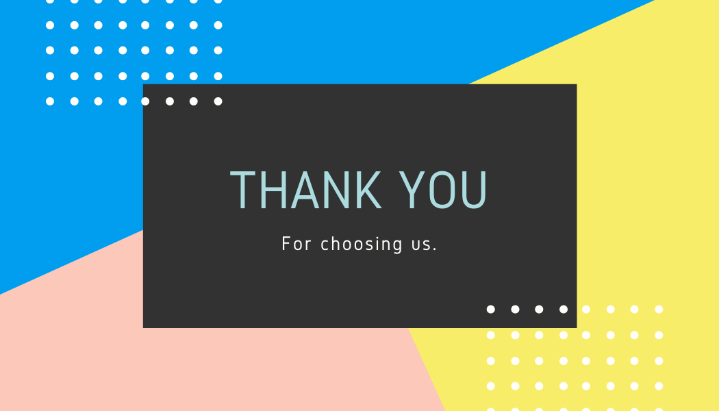 Thank you for choosing Healing Hands Advanced Physiotherapy Clinic