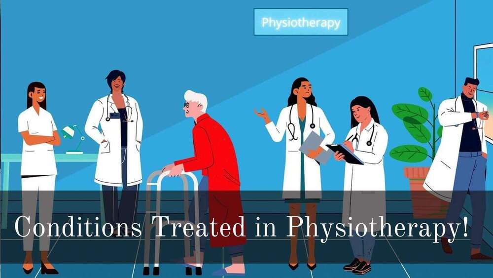 Conditions treated in physiotherapy - Healing Hands Advanced Physiotherapy Clinic